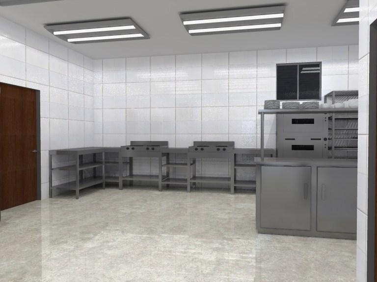Proyecto tesis centro infantil gaby design for Proyecto cocina infantil